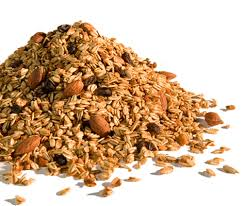Granola...just put it in a bag and tell them it's what the Easter Bunny eats. I'm sure they will be thrilled.