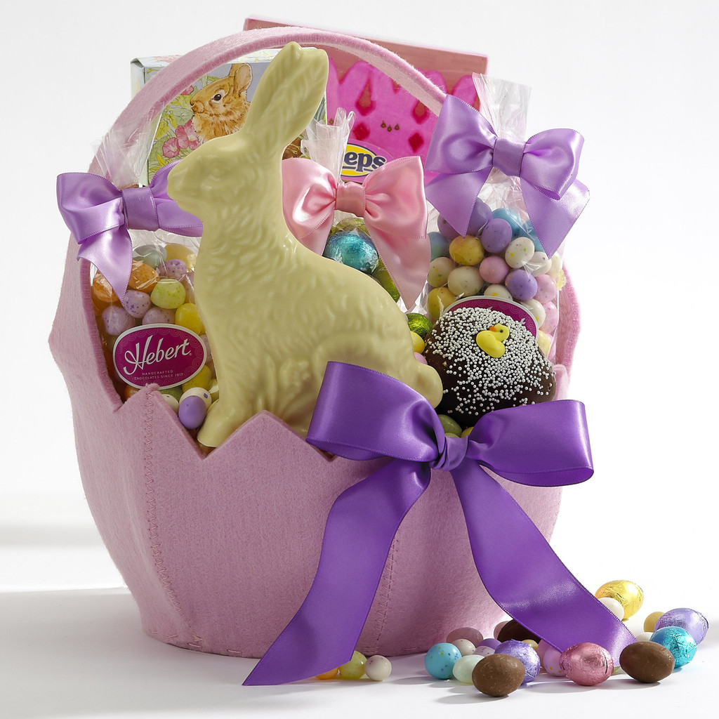 Easter oh yes they did bad non candy easter basket ideas negle Images