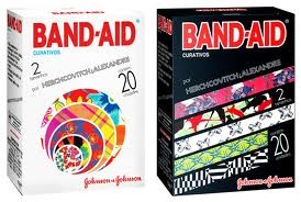 "Their ""very own"" boxes of band-aids. I guess so they don't have to bother you with that whole ""I'm bleeding"" thing while you secretly scarf down your own hidden candy!"