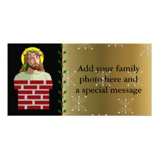 You can start simple for a great deal...just $1 for Chimney Jesus cards!